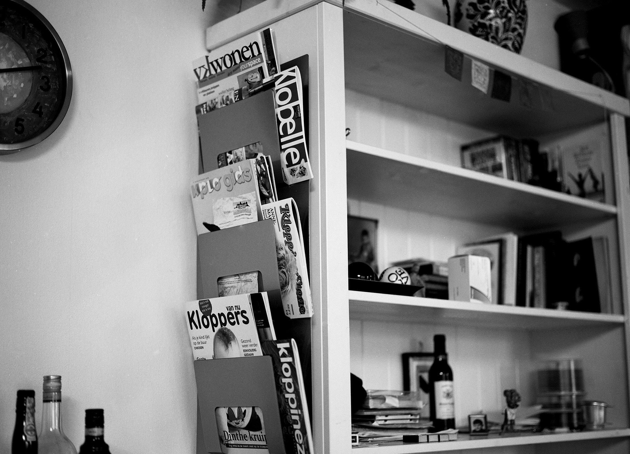 'Kloppers' tijdschriften / 'Kloppers' publications