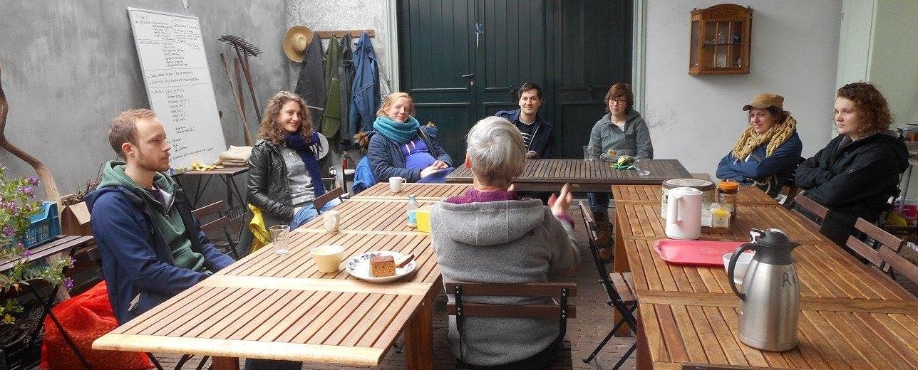 VOKO Utrecht bij de Agnes Kruiden, bron: https://www.facebook.com/VOKOUtrecht